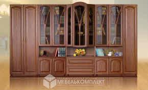Мебель Кирово-Чепецк - Гостиная Альфа-1