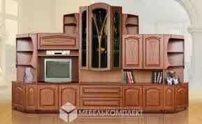 Мебель Кирово-Чепецк - Гостиная Альфа-5