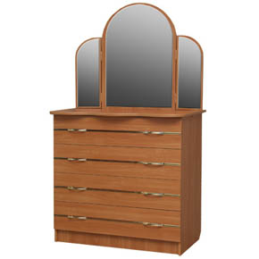 Мебель Кирово-Чепецк - Комод-1 с зеркалом