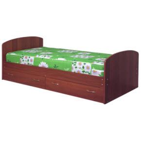 Мебель Кирово-Чепецк - Кровать с выдвижными ящиками 900х2000 мм