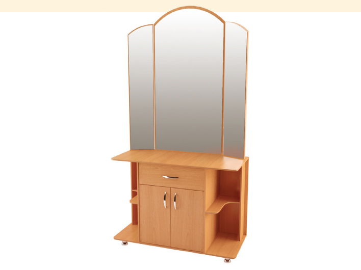 Найдено по тексту: Купить туалетный столик для спальни с зеркало