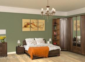 Мебель Кирово-Чепецк - Набор мебели для спальни «Гретта»